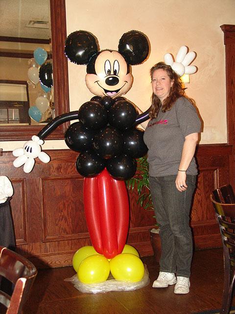 mickey mouse balloons colorado