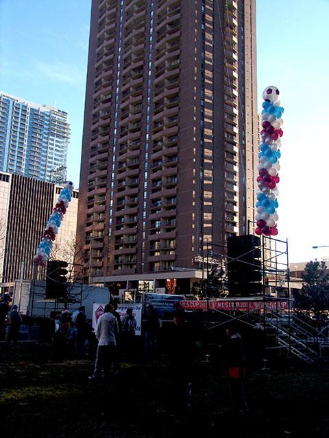 colorado rapids balloons denver