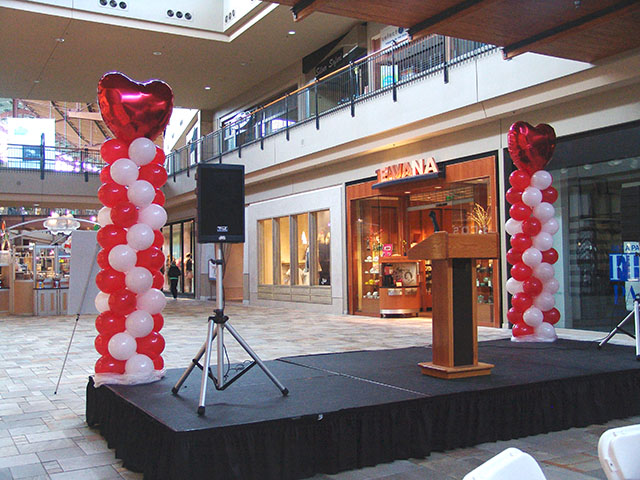 Valentines Day Balloons Denver