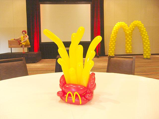 mcdonalds balloons in denver