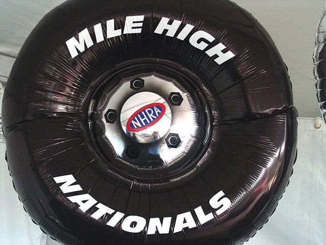 NHRA mile high nationals bandimere
